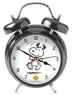 Peanuts Snoopy Music Alarm Clock Linus and Lucy Song