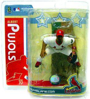 McFarlane MLB Series 19 Albert Pujols Cardinals