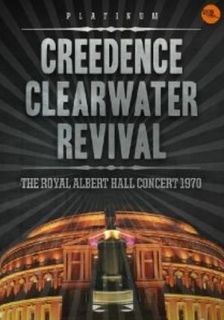 Creedence Clearwater Revival 1970 Royal Albert Hall DVD
