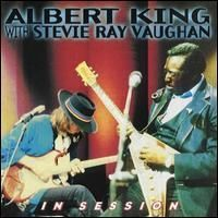 Albert King Stevie Ray Vaughan in Session Vinyl LP