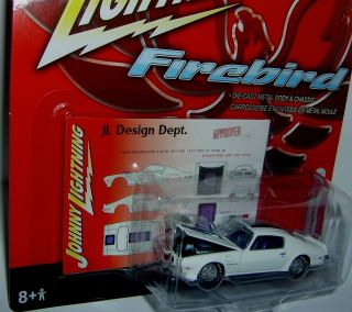 1970 PONTIAC FIREBIRD TRANS AM  REAL RIDERS JOHNNY LIGHTNING