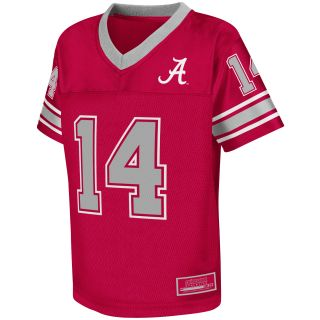 Alabama Crimson Tide Kids Stadium Football Jersey Crimson COJF6500