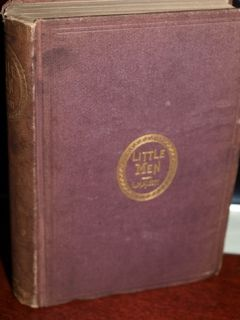 Louisa Alcott 1st Edition Little Men Life at Plumfield