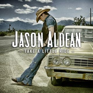 JASON ALDEAN Take a Little Ride CD SINGLE See You When I See You US