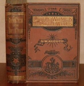 Louisa M Alcott Little Women Little Wives 1910 Warnes Star Series