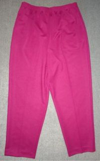 Alfred Dunner Womens Pants Size 8 10 12 14 16 18