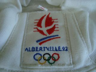 1992 Olympic Bose Turtle Neck sweat Shirt from Albertville