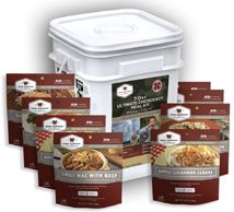 Wise Food 7 Day Ultimate Emergency Meal Kit 2000 Cal 100 G Protein