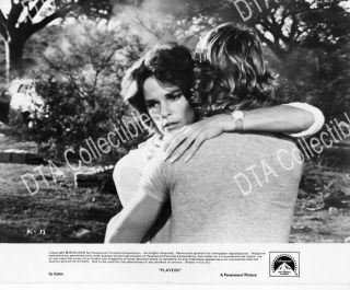 Players 1979 Ali MacGraw Dean Paul Martin B w Still FN