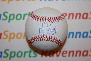 Albert Pujols Autographed Rawlings Official Baseball Los Angeles