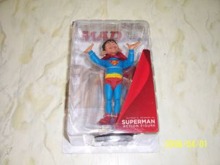 2012 DC Direct Alfred E Newman Superman Just Us League Series 1 Action