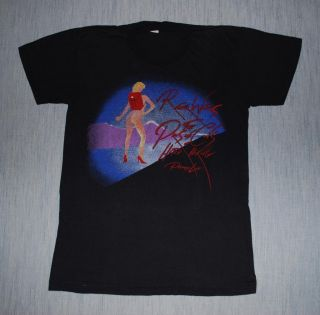 Vintage Roger Waters Pros Cons Pink Floyd Shirt 1984 M