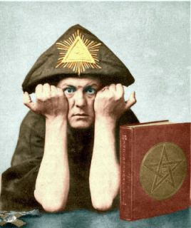Aleister Crowley Story Poem  CD Thelema Magick
