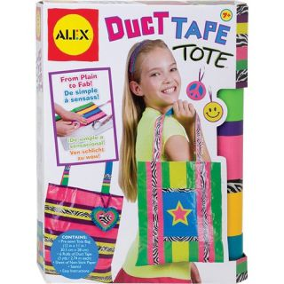 alex toys duct tape tote 768w rip wrap and wear create a fab tote with