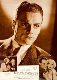 James Cagney Patricia Ellis Alice White Actor Movie Film Gaze