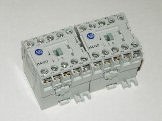Allen Bradley 700DC M400 Motor Automation Contactor 16A 24V Coils