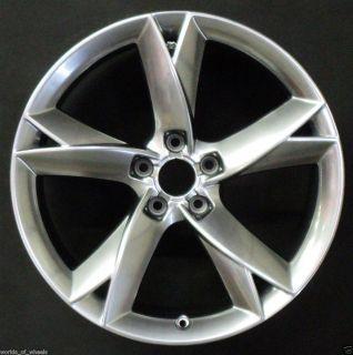 2010 Audi A5 S5 19 5 Spoke Factory Alloy Wheel Rim H 58827