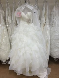 Wedding Dress Allure Bridal New 2012 Collection