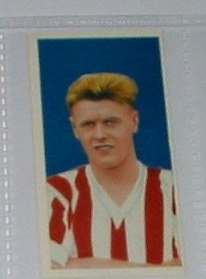 Tony Allen Stoke City England Football Soccer Card