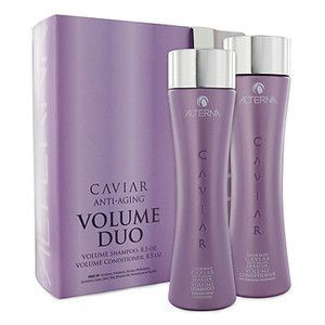 Alterna Caviar Anti Aging Seasilk Volumn Shampoo & Conditioner Duo 8.5