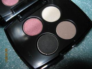 Lancome GWP Eyeshadow Quad Visionary Creme Lustre Grey