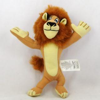 Madagascar Alex Lion Plush Stuffed Doll 20cm 8 Tall HH