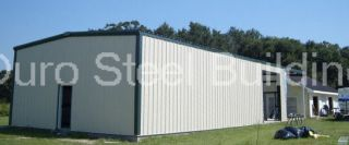 Duro Steel 40x60x12 Metal Building Garage Auto Salvage Workshop