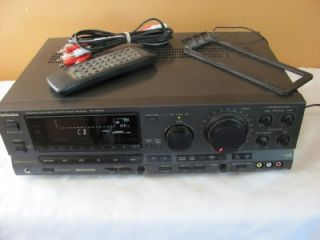 Technics Quartz Synthesizer Am FM Stereo Receiver SA GX