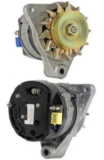 LUCAS 12V 36 AMP ALTERNATOR MIHINDRA (INTERNATIONAL)TRACTOR 1 V PULLEY