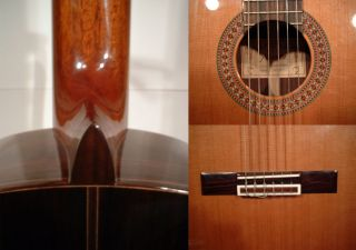 Alvarez MC90 Classical Acoustic Guitar New Old Stock