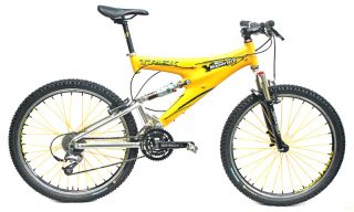 "Trek® ""Y SL 300 Superlite Oclv Carbon Fiber Pro Mountain Race Bike"