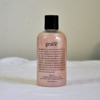 Philosophy Amazing Grace Shampoo Bath Shower Gel 8 Oz