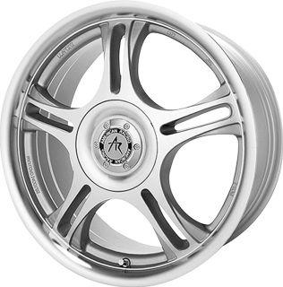 16 American Racing Estrella Wheels Rims GM 5x115 35mm