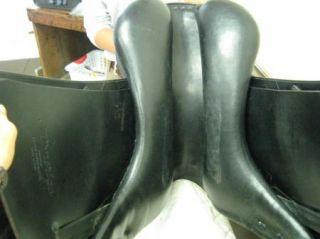 Amerigo Pinerolo Close Contact Dressage Saddle 17 5