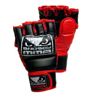 Bad Boy Competition Style MMA Training Gloves Boxing Grappling Fight