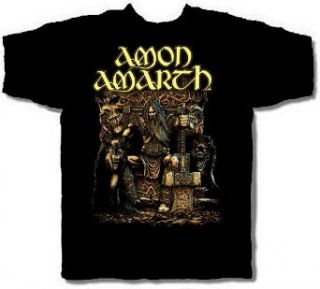 AMON AMARTH cd lgo THOR ODIN ODENS SON Official SHIRT XL new