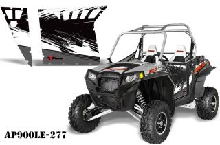 AMR RACING GRAPHIC KIT PROARMOR PRO DOOR POLARIS RZR 900,RZR 900XP, XP