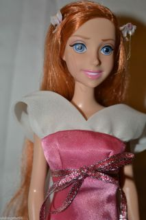 Barbie Disney Enchanted Princess Giselle Cartoon Amy Adams Doll