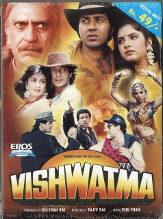 Hindi DVD Sunny Deol Sonam Amrish Puri Naseeruddin Shah