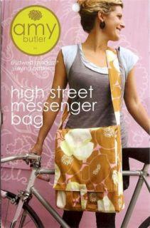 Amy Butler High Street Messenger Bag Sewing Pattern