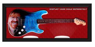 Phish Autographed Trey Anastasio Signed Airbrushed Guitar PSA UACC RD