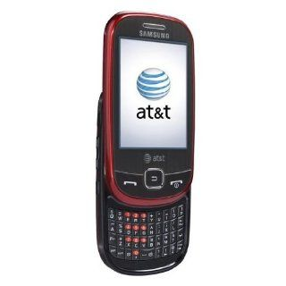 Flight QWERTY Touch Screen Red GSM Cellular Phone 063575348048