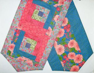 Andover Asian Pre Cut Patchwork Table Runner Kit Jubilee