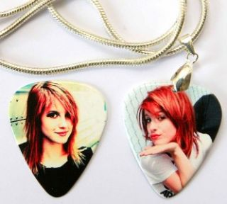 Paramore Hayley Williams Necklace Plus Matching Pick