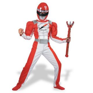 Red Child Muscle Costume 7 8 Operation Overdrive Disguise 6558K