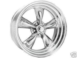This bid is for 1 WHEEL ~ 16 x 7 American Racing POLISHED TORQ THRUST