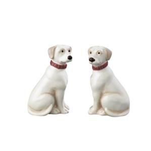 Andrea by Sadek Golden Lab Labrador Retriever Dog Salt Pepper Set