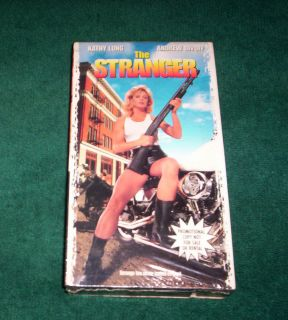 The Stranger VHS Kathy Long, Andrew Divoff promo ~~NEW