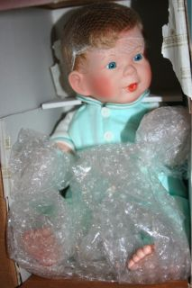Ashton Drake Andrew Porcelain Doll