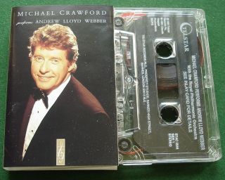 Michael Crawford Performs Andrew Lloyd Webber Cassette Tape Tested